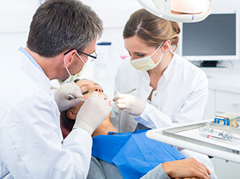 Air quality for dental practices