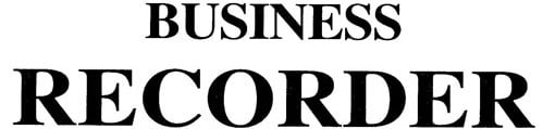 Business Recorder 로고